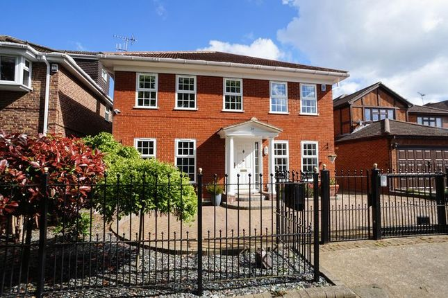 Thumbnail Detached house for sale in Saxonville, Benfleet