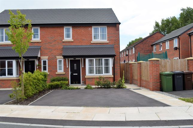 Thumbnail Semi-detached house for sale in Gilbert Close, Formby