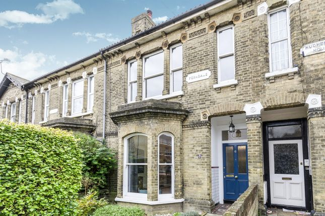 Thumbnail Terraced house for sale in Carlton Road, Bedford Place, Southampton