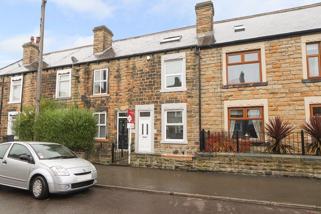 3 bed terraced house for sale in Hall Road, Handsworth, Sheffield S13