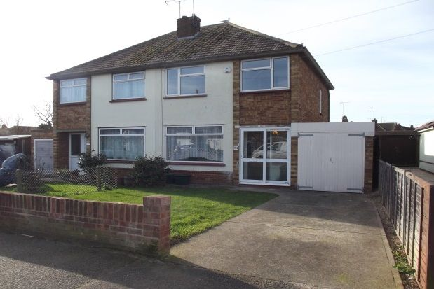 Thumbnail Property to rent in Arnold Road, Clacton-On-Sea