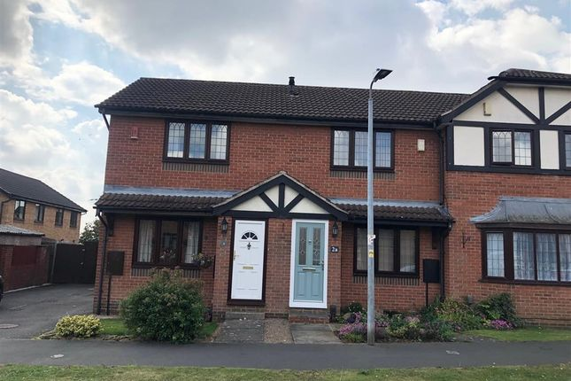 2 bed property to rent in Worcester Road, Grantham NG31