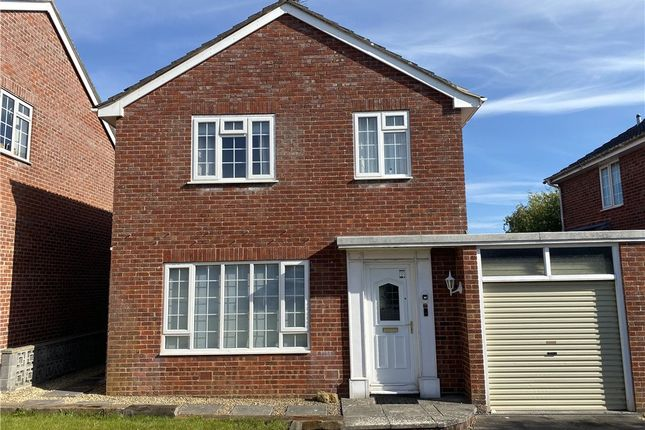 3 bed detached house to rent in St. Catherines Crescent, Sherborne DT9