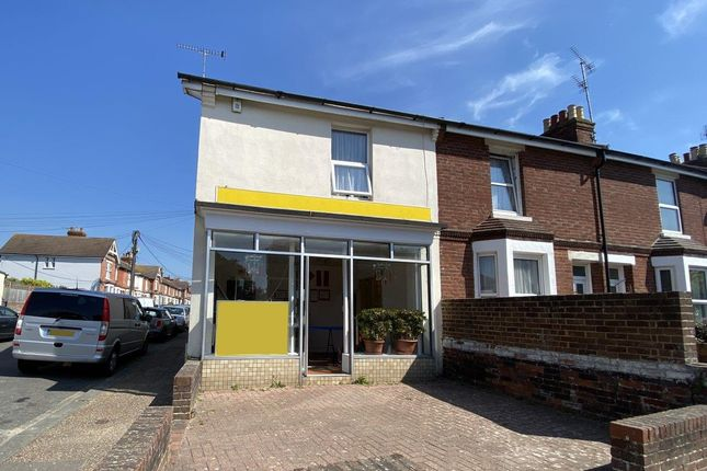 Thumbnail Retail premises for sale in East Street, Littlehampton