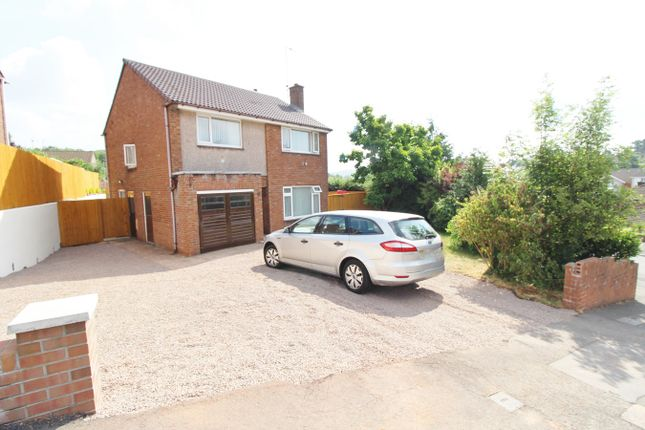 Thumbnail Detached house for sale in Wavell Drive, Newport