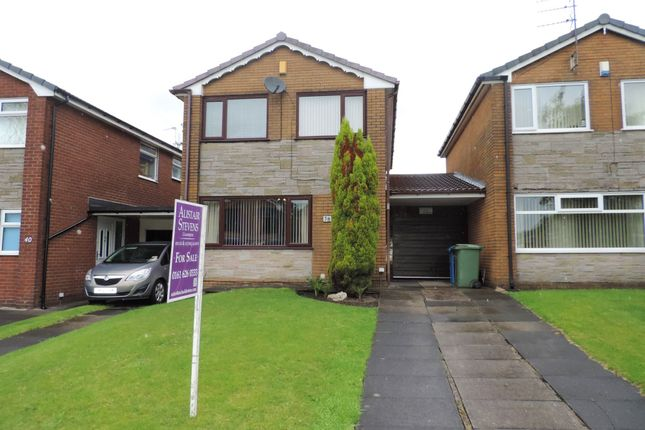 Thumbnail Detached house for sale in 38 Partridge Way, Chadderton
