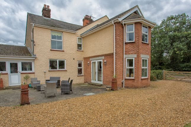 Thumbnail Semi-detached house for sale in Barcham Road, Soham, Ely
