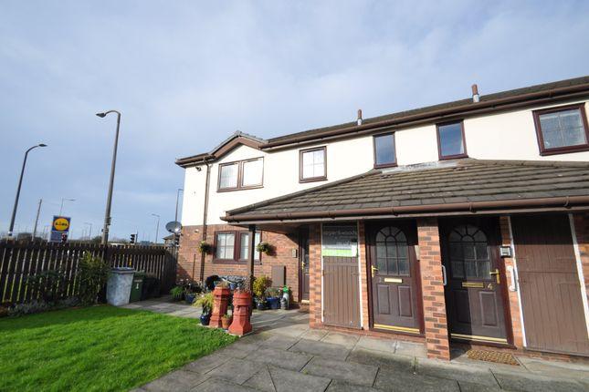 Thumbnail Flat for sale in Liddell Court, Cross Lane, Wallasey
