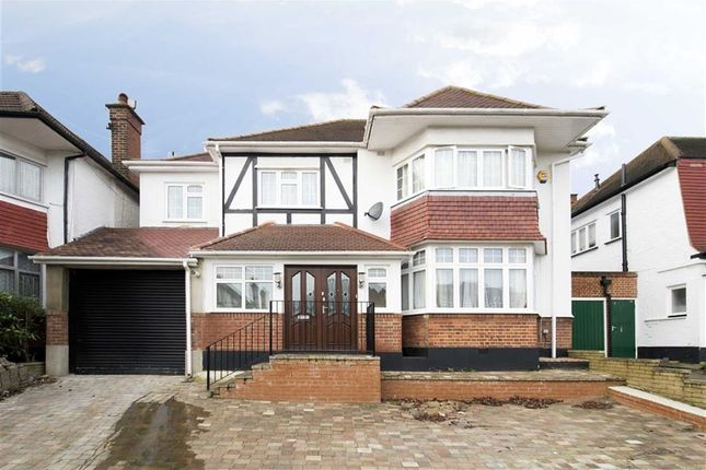 Thumbnail Detached house to rent in Foscote Road, Hendon