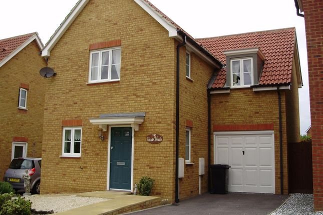 Thumbnail Detached house to rent in Tradewinds, Seasalter, Whitstable