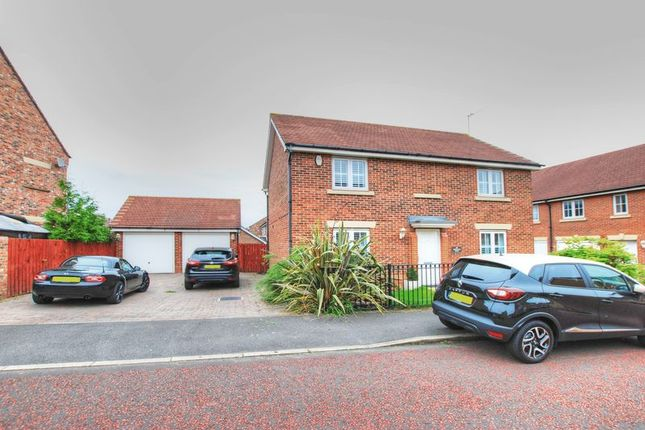 Thumbnail Detached house to rent in Chipchase Mews, Gosforth, Newcastle Upon Tyne