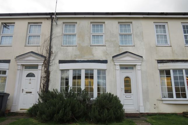 Thumbnail Terraced house for sale in Simons Walk, Pattishall, Towcester