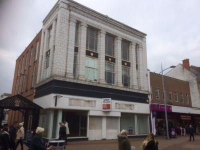 Thumbnail Retail premises to let in 48-50 High Street, Rhyl, Denbighshire