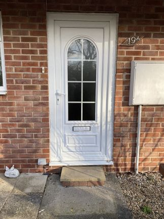 UPVC Front Door  of Roman Way, Honiton EX14