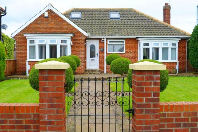 Thumbnail Bungalow for sale in South Park Avenue, Normanby, Middlesbrough