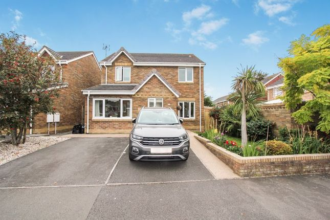 Thumbnail Detached house for sale in Heol Pilipala, Rhoose, Barry
