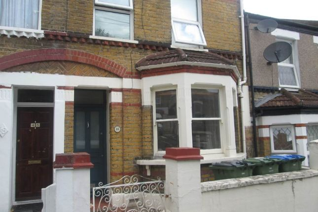Thumbnail Terraced house to rent in Coxwell Road, London