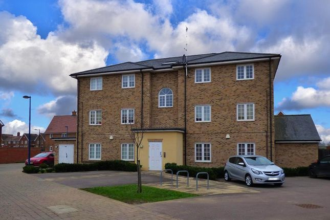Thumbnail Flat for sale in Lakeside Way, Wixams, Bedford