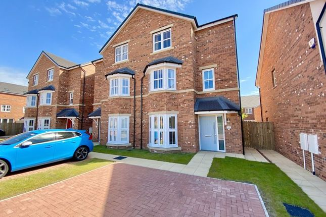Thumbnail Semi-detached house for sale in Juniper Grove, Yarm