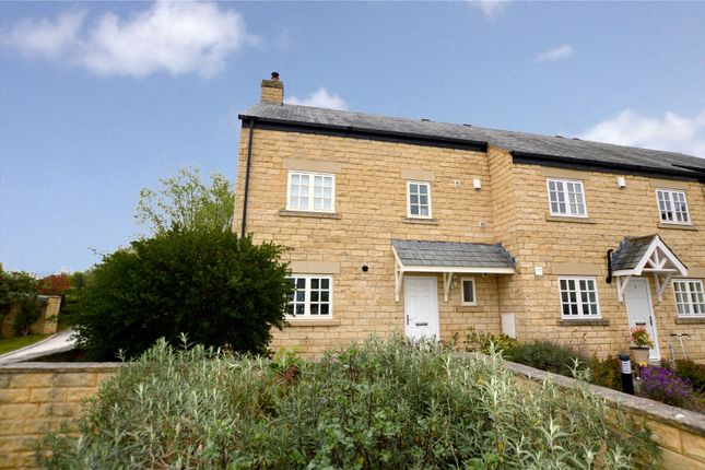 Thumbnail Town house for sale in Montagu Way, Wetherby, West Yorkshire
