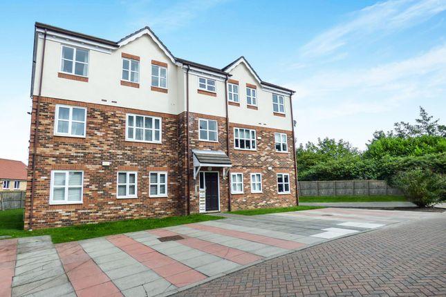 Thumbnail Flat to rent in Makendon Street, Hebburn