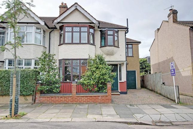 Thumbnail Semi-detached house for sale in Rosemary Avenue, Enfield
