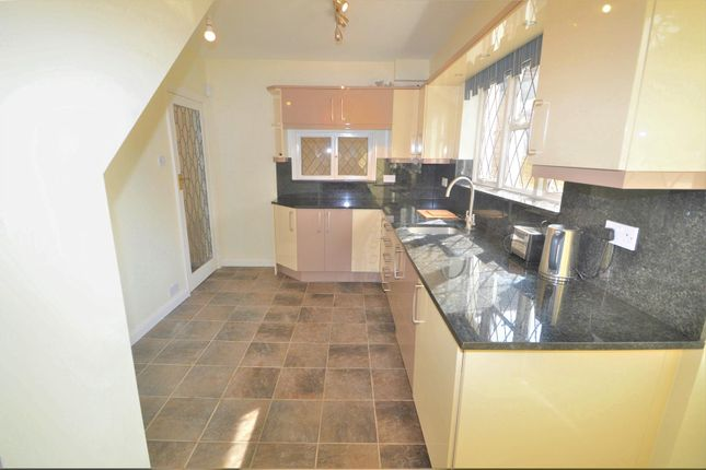 Thumbnail End terrace house to rent in Carlisle Gardens, Ilford