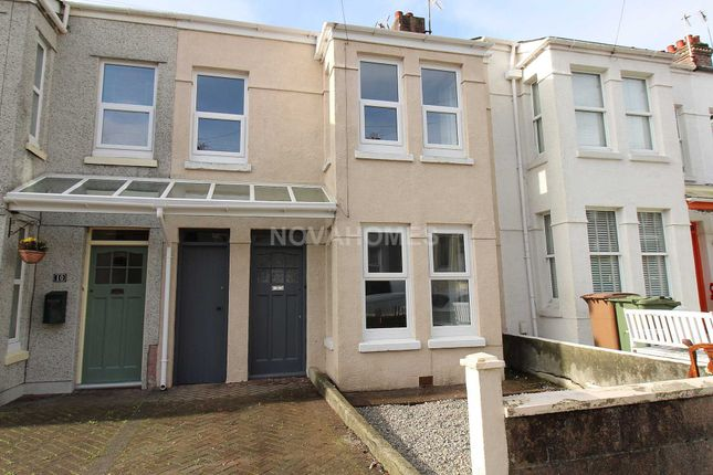 Thumbnail 3 bed terraced house for sale in Rosedale Avenue, Peverell