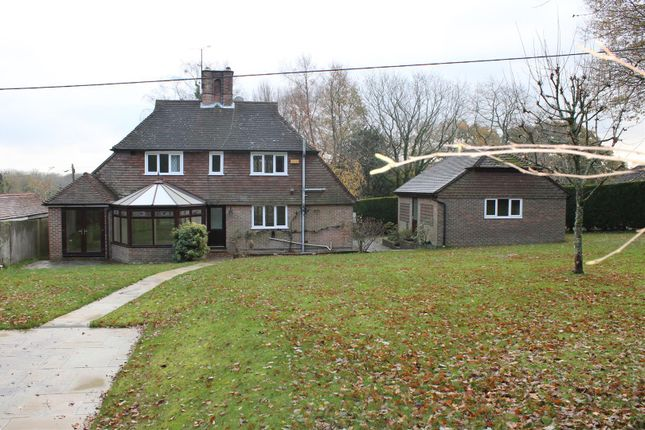 Thumbnail Detached house for sale in Netherfield, Battle