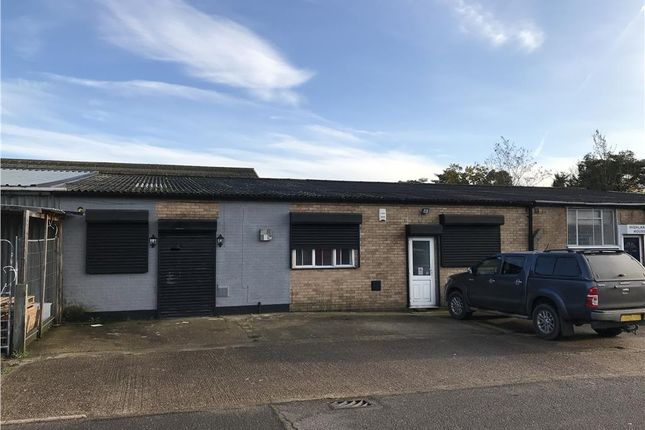 Thumbnail Light industrial to let in Stephenson Way, Thetford, Norfolk
