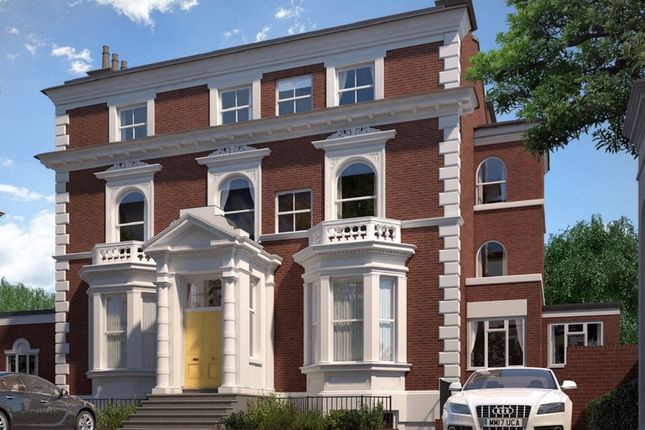 Thumbnail Flat for sale in Devonshire Road, Princes Park, Liverpool, Merseyside