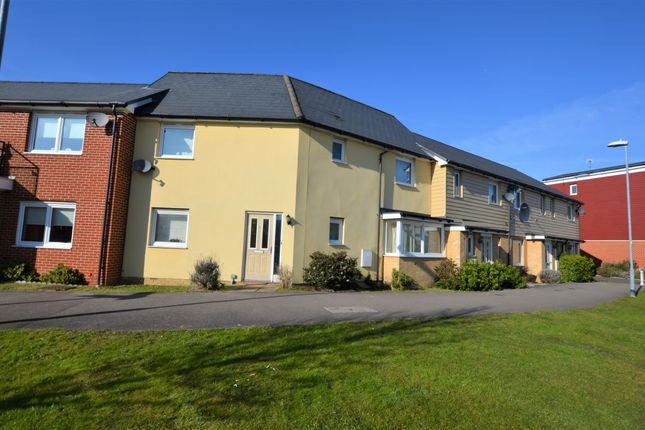 Thumbnail Terraced house for sale in Parish Way, Harlow