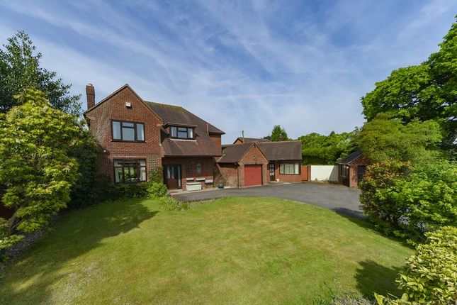 Thumbnail Detached house for sale in Yew Tree Lane, Tettenhall, Wolverhampton