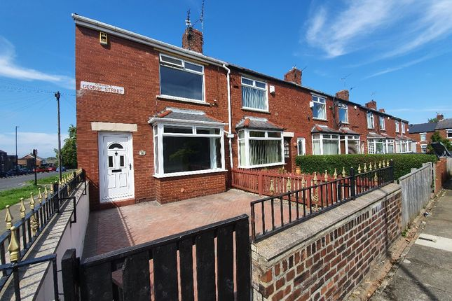 2 bed terraced house to rent in George Street, Gosforth, Newcastle Upon Tyne NE3
