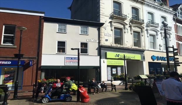 Thumbnail Retail premises to let in 24, Queen Street, Wrexham