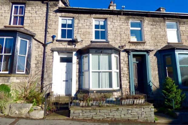 Thumbnail Terraced house to rent in Windermere Road, Kendal, Cumbria