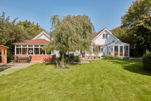 Thumbnail Detached house for sale in Lower Road, Hundon, Suffolk