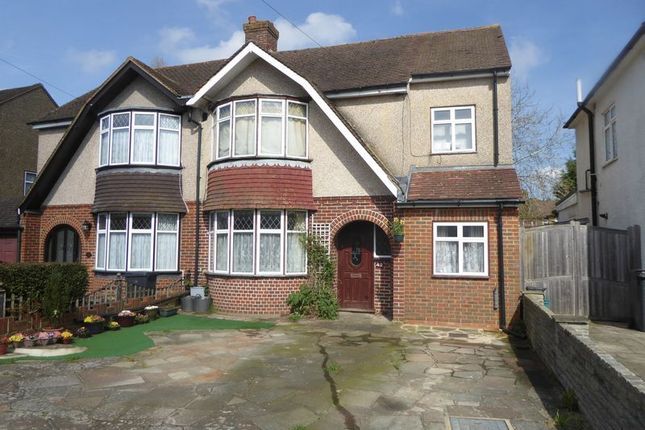 Semi-detached house for sale in Thornton Crescent, Old Coulsdon, Coulsdon