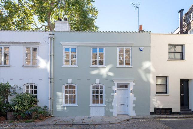 Thumbnail Mews house for sale in Archery Close, London