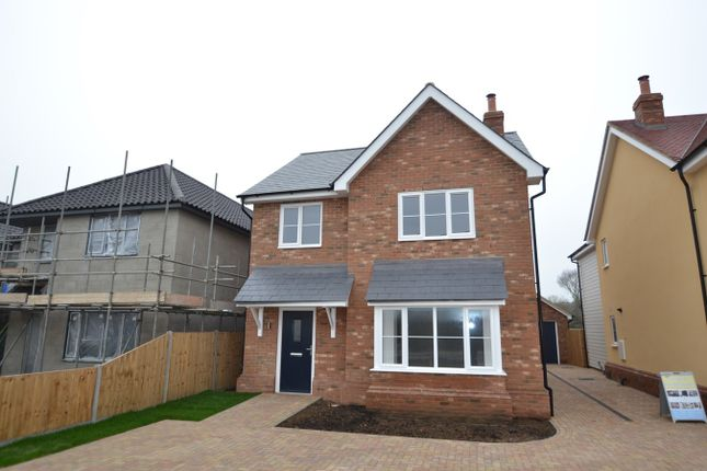 Detached house for sale in Ardleigh Road, Great Bromley, Colchester