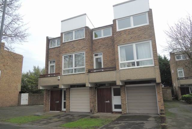 Thumbnail Semi-detached house to rent in Deena Close, West Acton