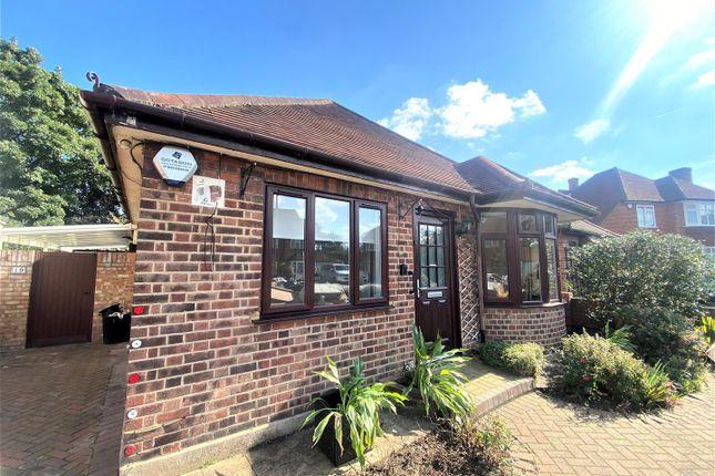 Thumbnail Detached bungalow to rent in Hamilton Road, Uxbridge