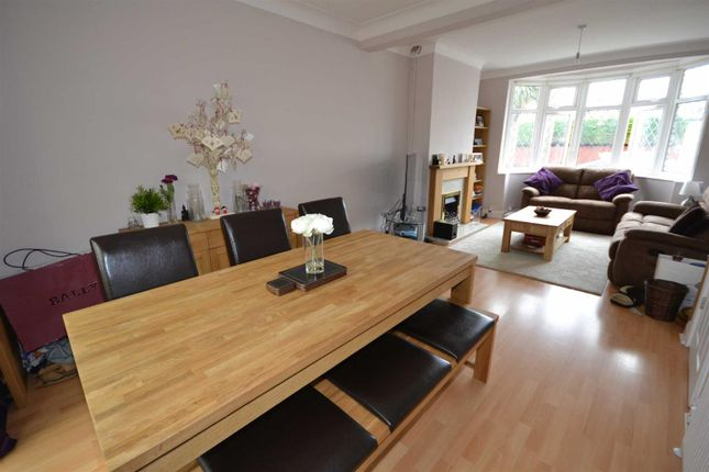 Thumbnail Terraced house to rent in Aintree Crescent, Ilford