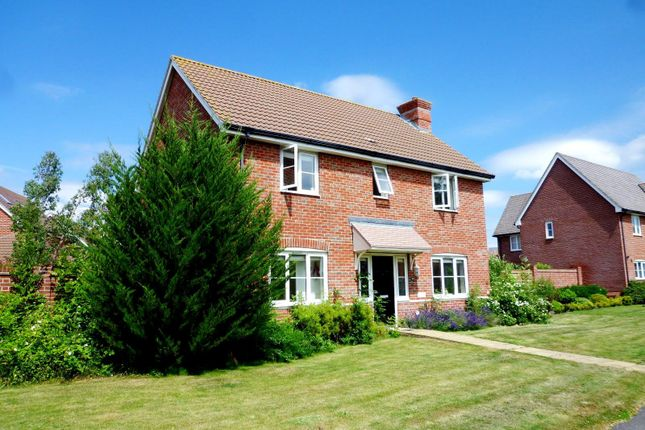 Thumbnail Detached house to rent in Ryefield Road, Bognor Regis