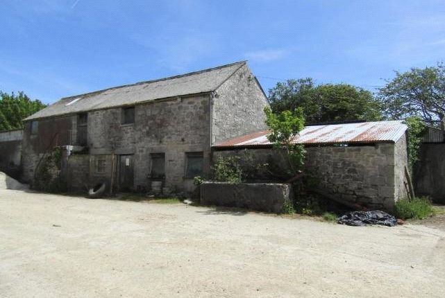 Thumbnail Detached house for sale in Trenithon, Summercourt, Newquay