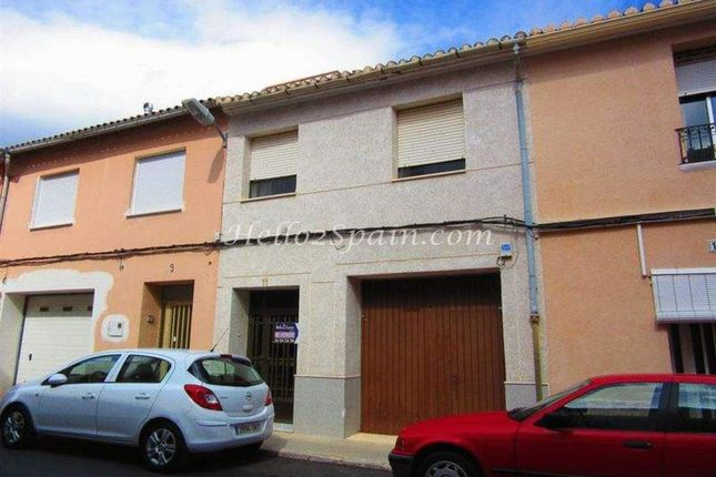 Town house for sale in Pego, Alicante, Spain