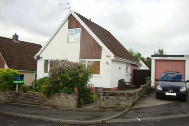 Thumbnail Detached house for sale in Clas-Ty-Gelli, Coed-Y-Cwm, Pontypridd