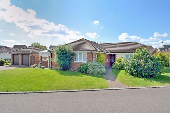 Thumbnail Detached bungalow to rent in Cherryfields, Gillingham