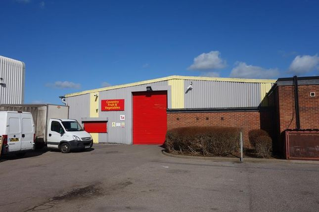 Thumbnail Light industrial to let in Unit 1A Alpha Business Park, Deedmore Road, Coventry