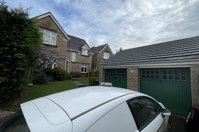 4 bed detached house for sale in Cherry Tree Drive, Landkey, Barnstaple EX32